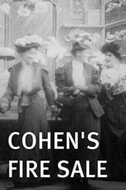 Cohen's Fire Sale 1907
