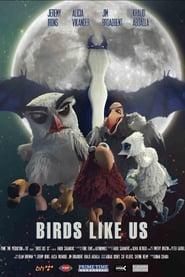 Poster Birds Like Us 2017
