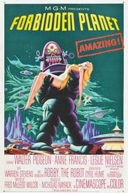 Poster Forbidden Planet 1956