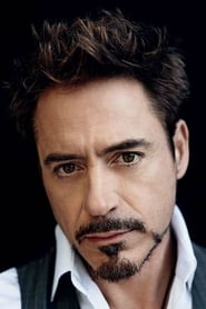 Portrait of Robert Downey Jr.