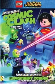 Lego DC Comics Super Héros : La Ligue des justiciers : L'Affrontement cosmique