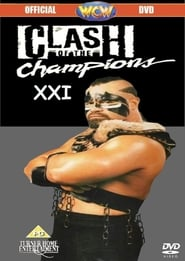 WCW Clash of The Champions XXI 1992