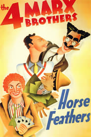 Poster Horse Feathers 1932
