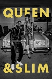 Poster for Queen & Slim