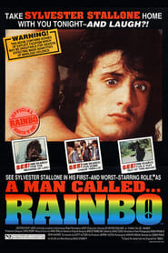 A Man Called... Rainbo 1990 Poster