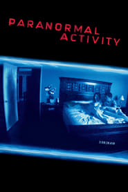 Poster for Paranormal Activity