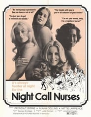 Night Call Nurses plakat