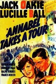 Poster Annabel Takes a Tour 1938