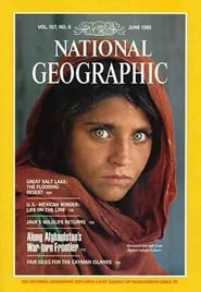 National Geographic : La jeune fille afghane
