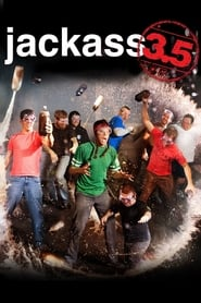 Poster Jackass 3.5 2011