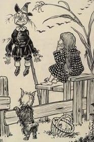 Dorothy and the Scarecrow in Oz 1910