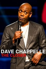 Dave Chappelle: The Closer (2021) poster