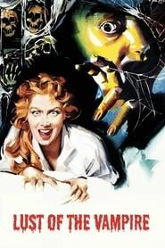 Poster Lust of the Vampire 1957