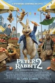 Poster Peter Rabbit 2 - Un birbante in fuga 2021