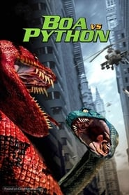 Boa vs. Python: As Predadora