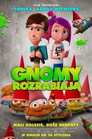 Gnomy rozrabiają / Gnome Alone (2017)