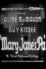Affiche de Film Mary Jane's Pa
