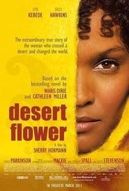 En blomma i Afrikas öken