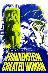 Poster for Frankenstein Created Woman