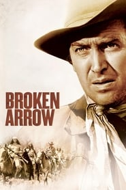 Poster Broken Arrow 1950