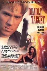 Poster Deadly Target 1994