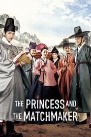 Poster The Princess and the Matchmaker