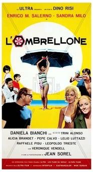 Poster del film L'Ombrellone