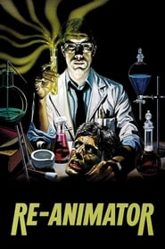 Poster for Re-Animator