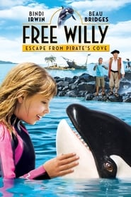 Poster Free Willy: Escape from Pirate's Cove 2010