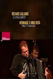 Richard Galliano La Strada Quintet - Tribute To Nino Rota (2011)