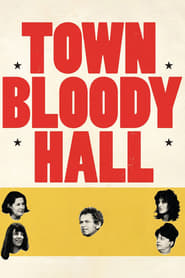 Poster for Town Bloody Hall