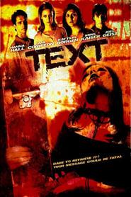 Text (2008) Zalukaj Online Cały Film Lektor PL