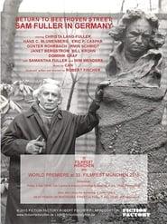 Return to Beethoven Street: Sam Fuller in Germany movie