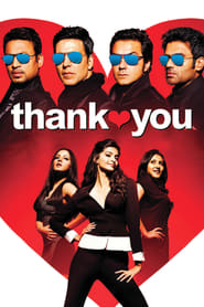 Thank You (2011) Full Hindi Movie 720P 480P 360P DVDRip Youtube Online Download