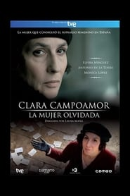 Elvira Mínguez Poster Clara Campoamor. La mujer olvidada