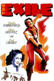 Poster The Exile 1947