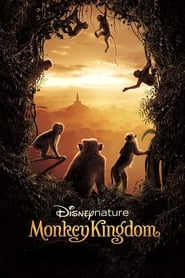 Poster for Monkey Kingdom