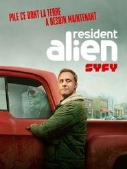 Poster Resident Alien 2021