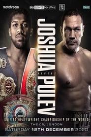 Anthony Joshua vs Kubrat Pulev