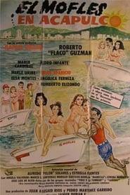 Poster El Mofles en Acapulco 1990