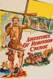 Poster Robinson Crusoe 1954