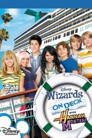 poster Wizards on Deck with Hannah Montana