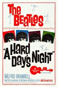 Poster for A Hard Day's Night