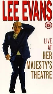 Lee Evans: Live At Her Majesty's Theatre 1994