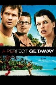 Poster A Perfect Getaway 2009