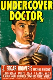 Poster Undercover Doctor 1939