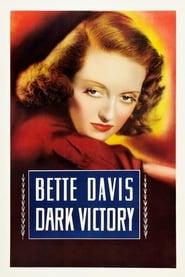 Poster Dark Victory 1939