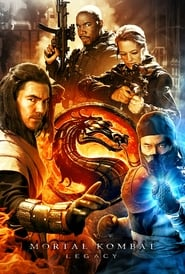 Poster Mortal Kombat: Legacy 2013