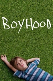 Poster for Boyhood