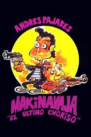 Voir Makinavaja, el último choriso en streaming complet gratuit | film streaming, StreamizSeries.com
